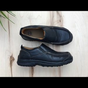 Timberland big boys dress shoe Genuine leather up